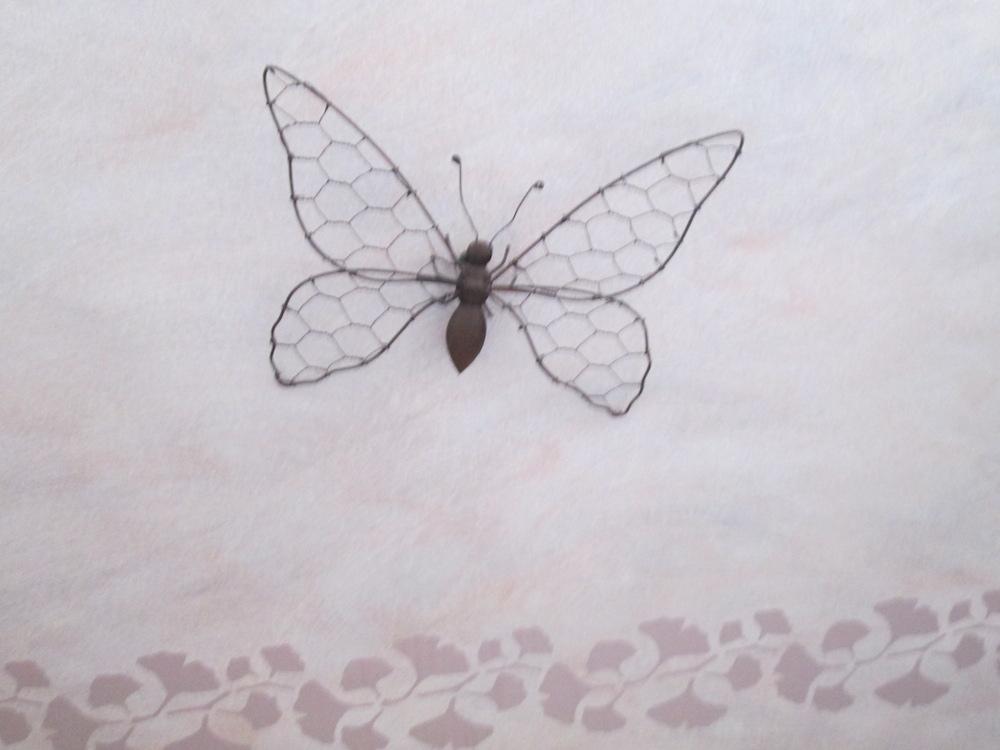 Peinture à effet décoratif 1